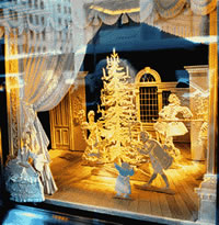 1997 Tiffany's Christmas Windows